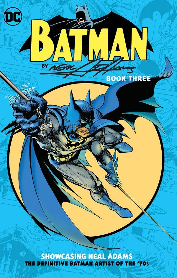 Batman By Neal Adams Book Three TP