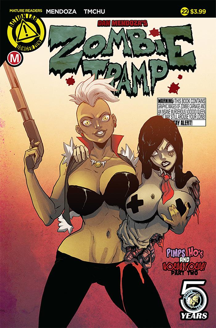 Zombie Tramp #22
