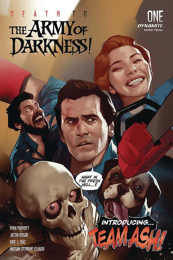 Death To The Army Of Darkness #1