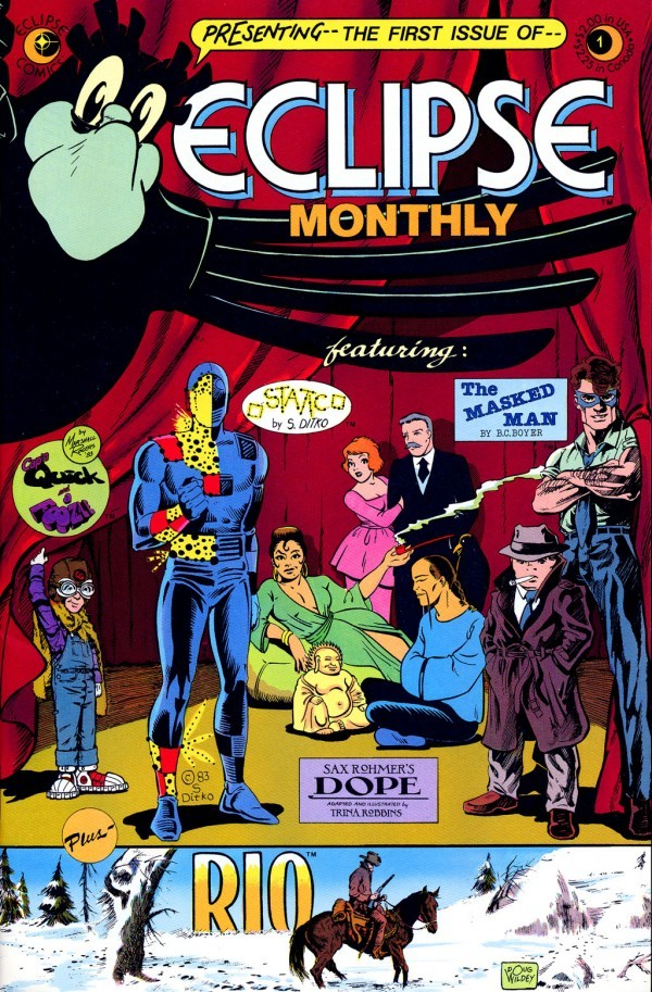 Eclipse Monthly #1