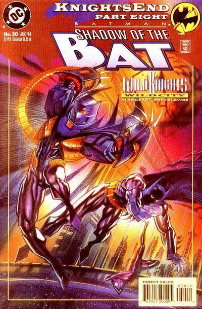 Batman: Shadow of the Bat #30