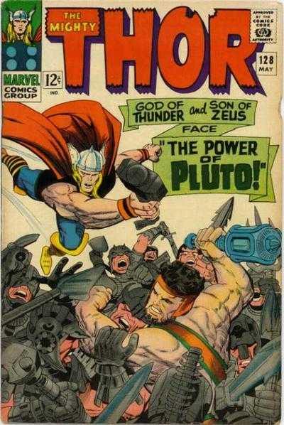 The Mighty Thor #128