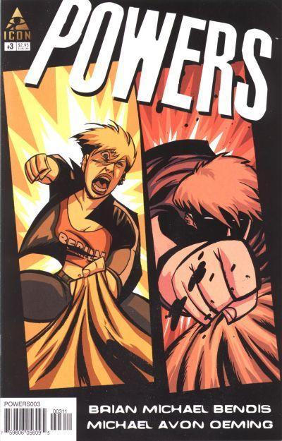 Powers #3