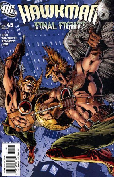 Hawkman #45