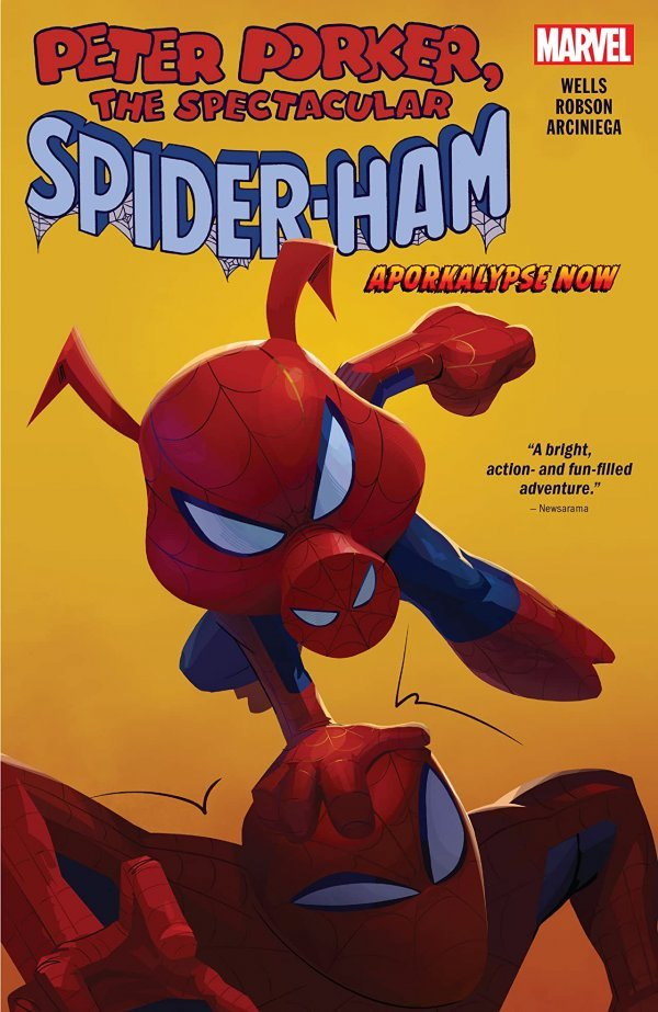 Spider-Ham: Aporkalypse Now TP