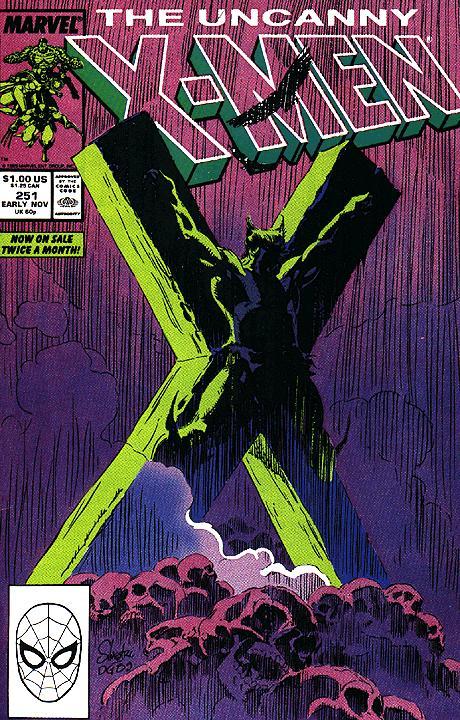 Uncanny X-Men #251