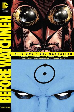 Before Watchmen: Nite Owl / Dr. Manhattan Deluxe HC