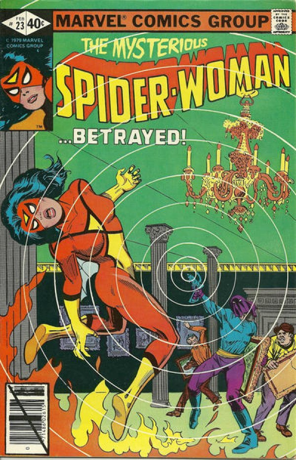 Spider-Woman #23