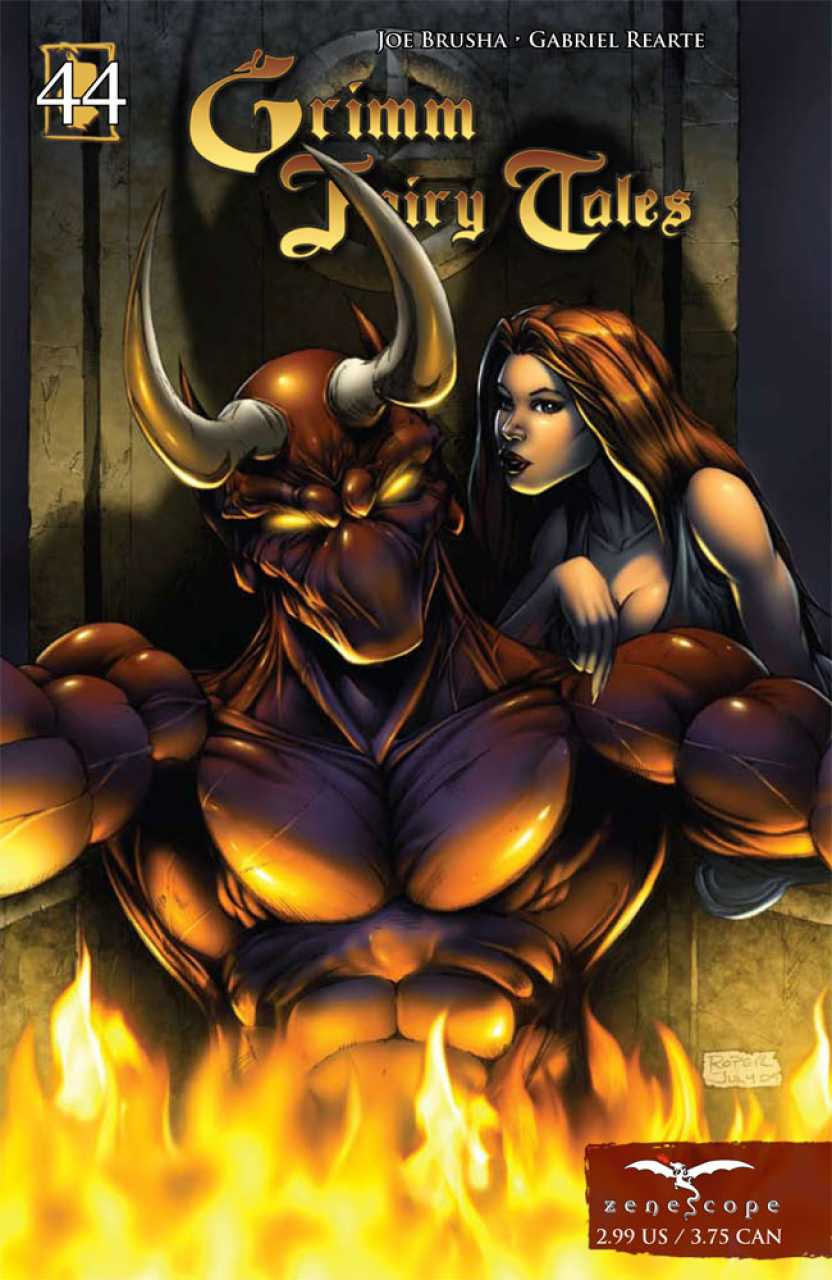 Grimm Fairy Tales #44
