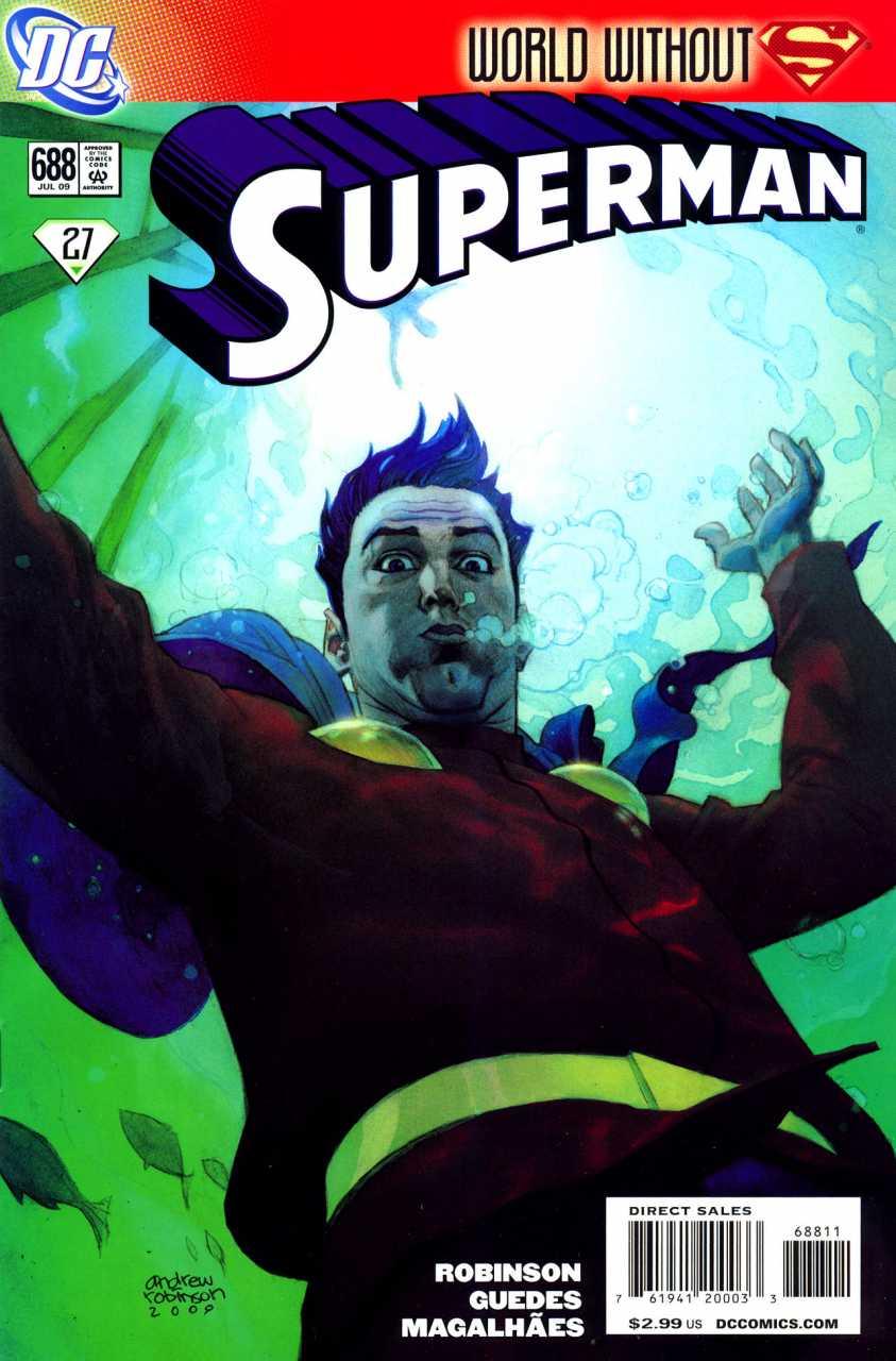 Superman #688