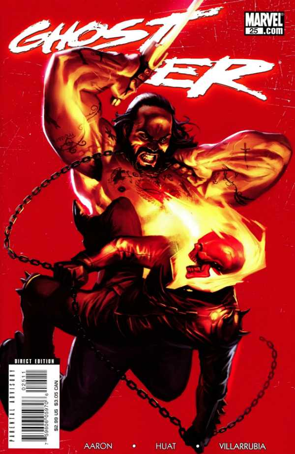 Ghost Rider #25