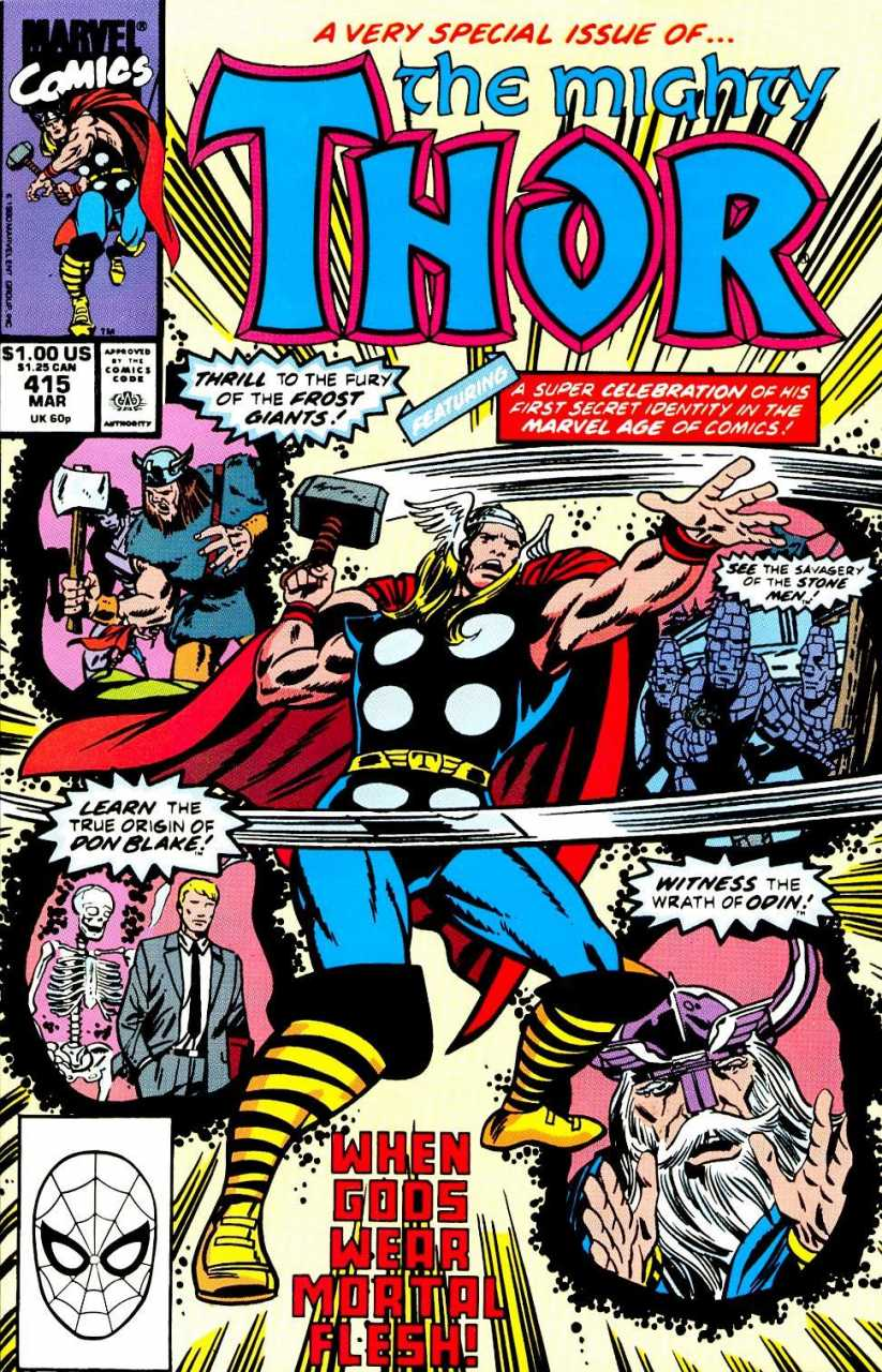 The Mighty Thor #415