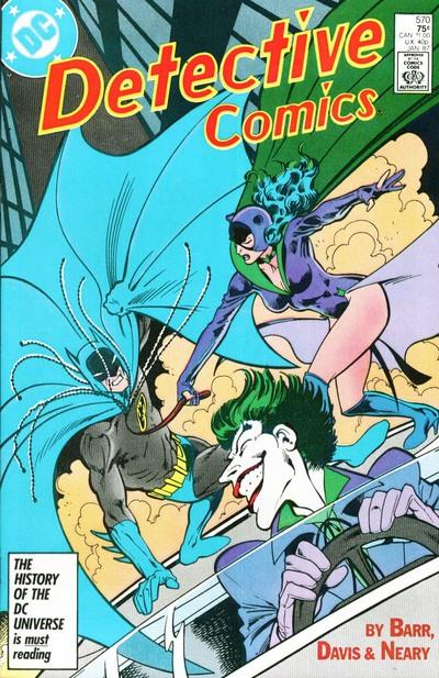 Detective Comics #570