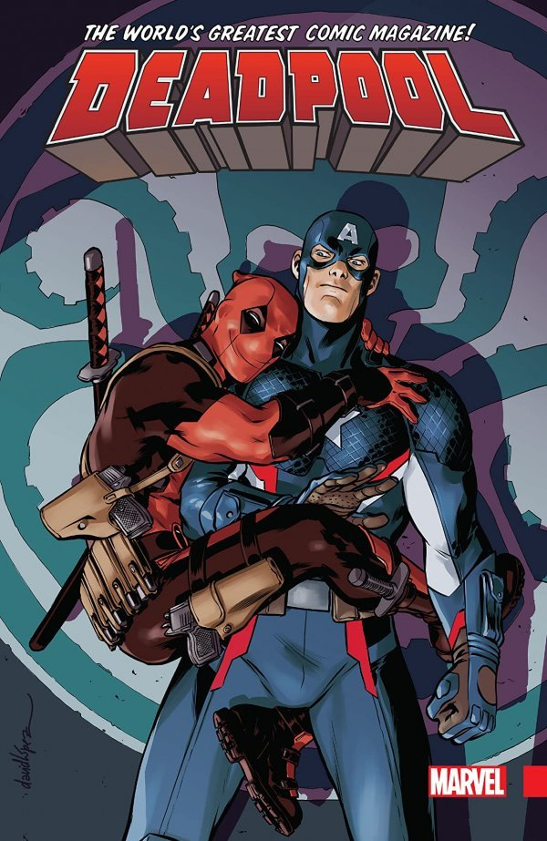 Deadpool Worlds Greatest Vol. 4 HC