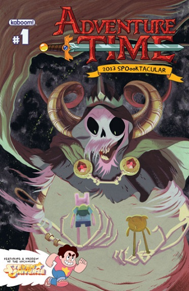 Adventure Time 2013 Spoooktacular #1