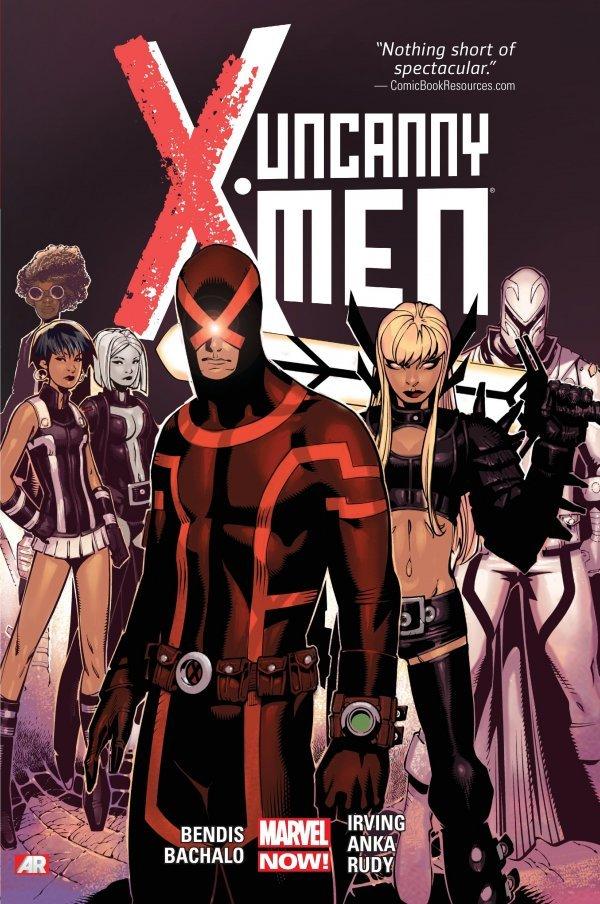 Uncanny X-Men Vol. 1 HC