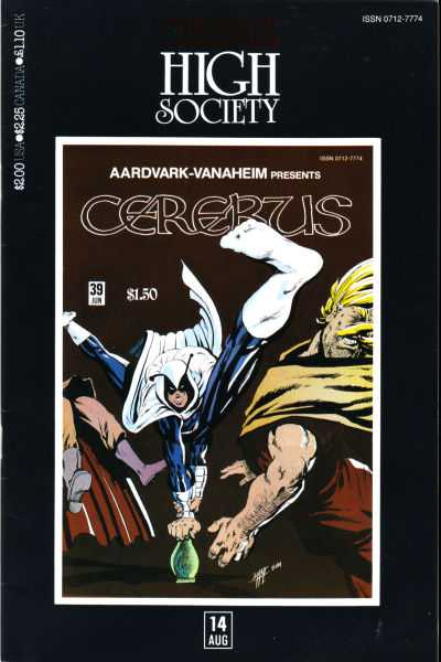 Cerebus High Society #14