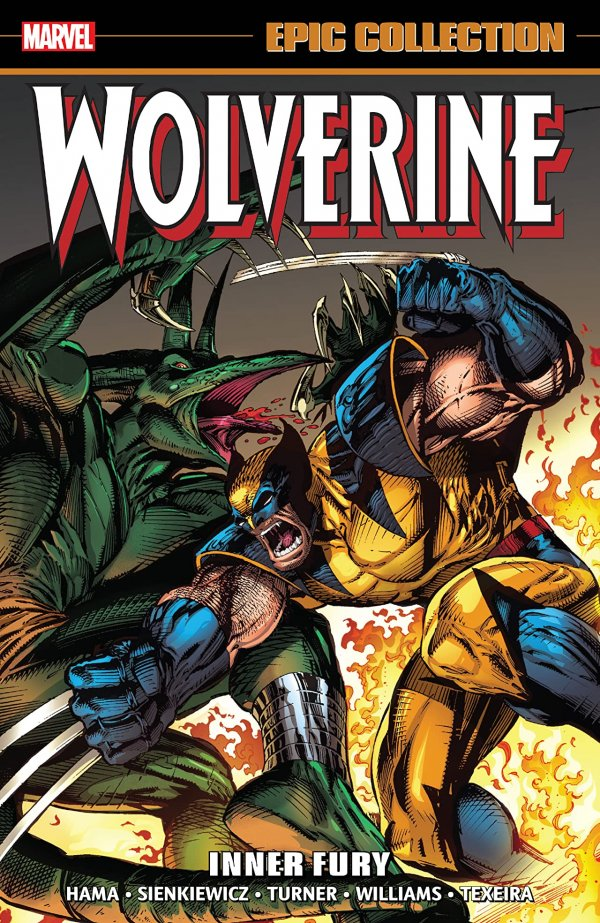 Wolverine Epic Collection: Inner Fury TP