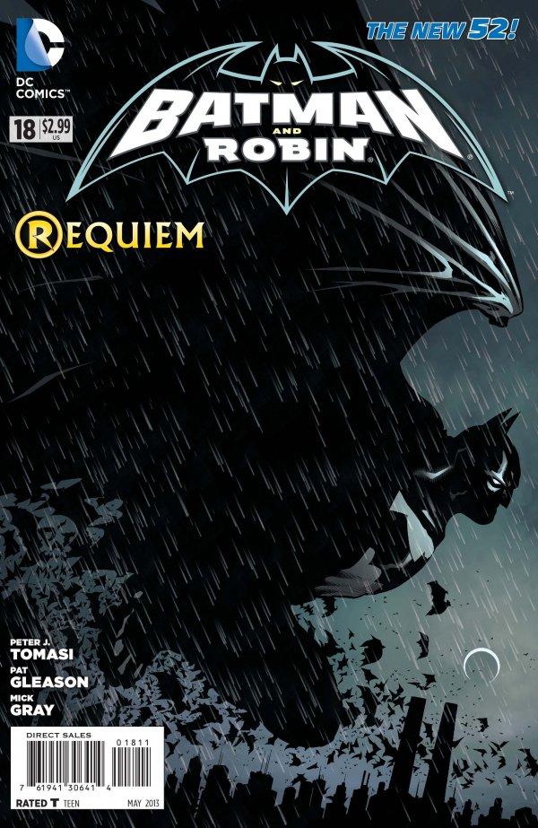 Batman and Robin #18