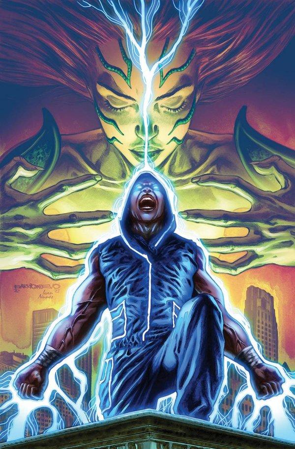 Grimm: Hercules Payne vs Scorpion Queen #1