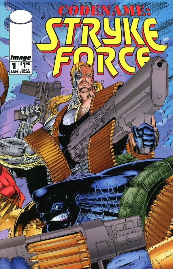 Codename: Strykeforce #1