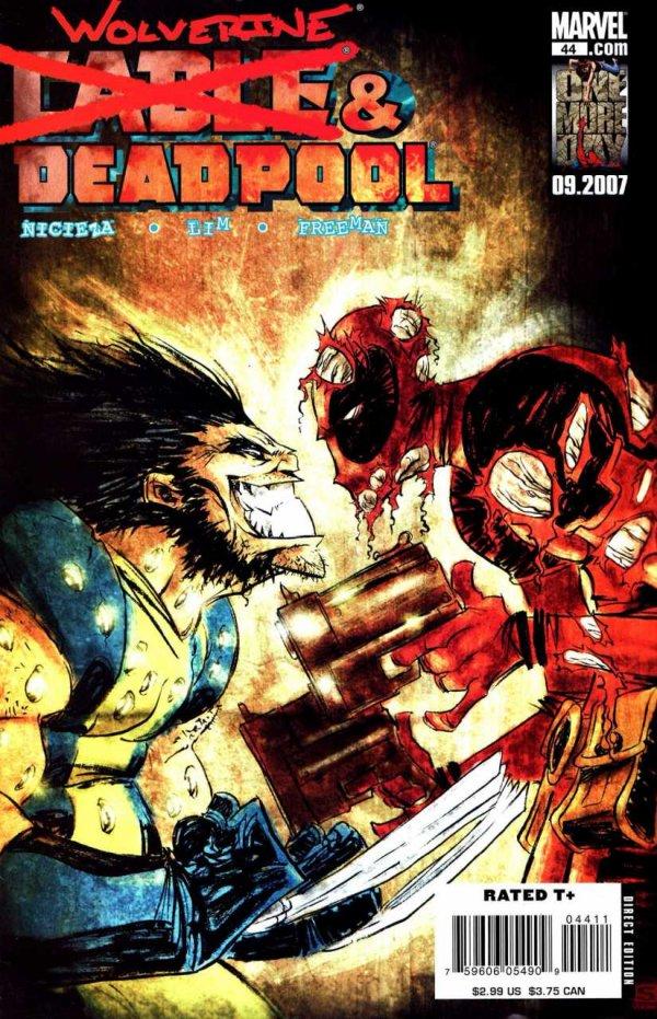 Cable & Deadpool #44