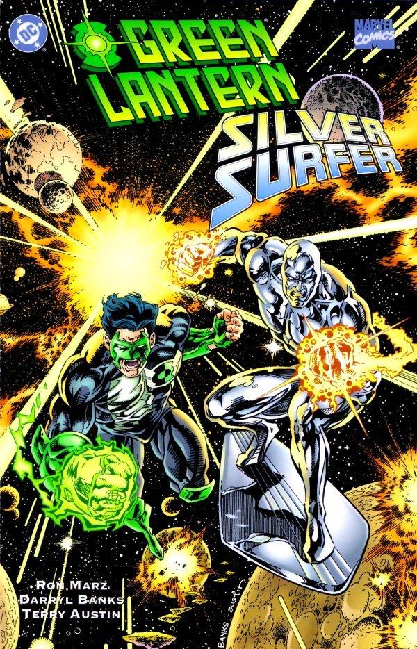Green Lantern / Silver Surfer: Unholy Alliances #1