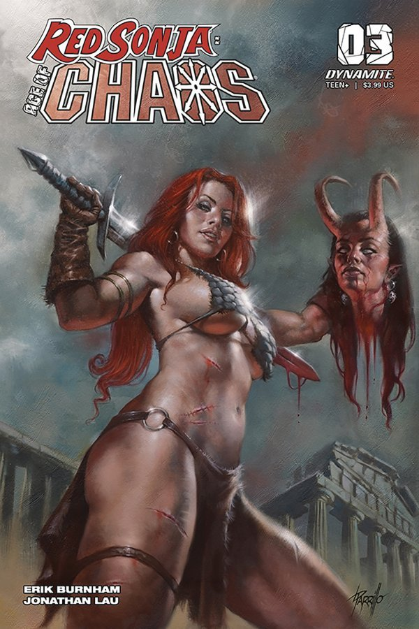 Red Sonja: Age of Chaos #3 review