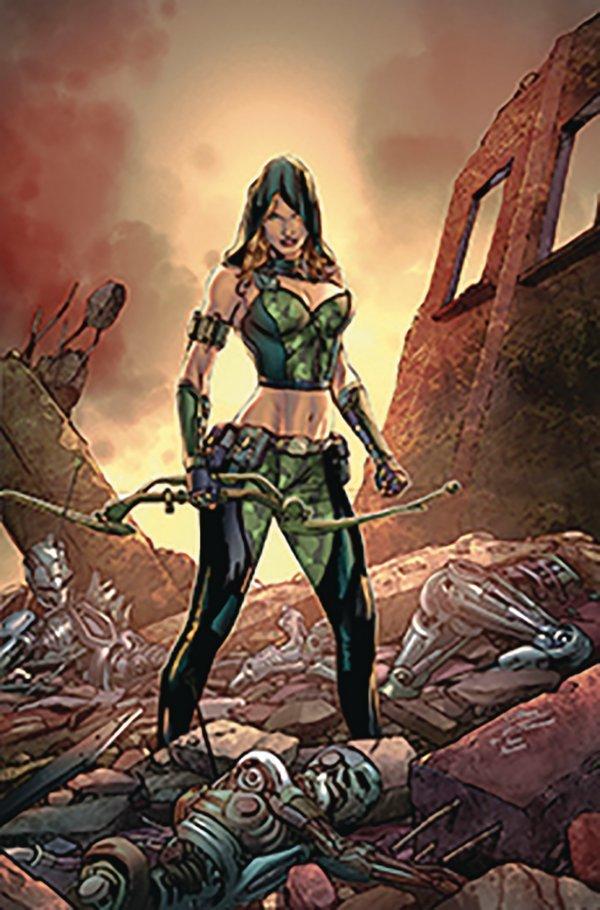 Robyn Hood: Vigilante #2