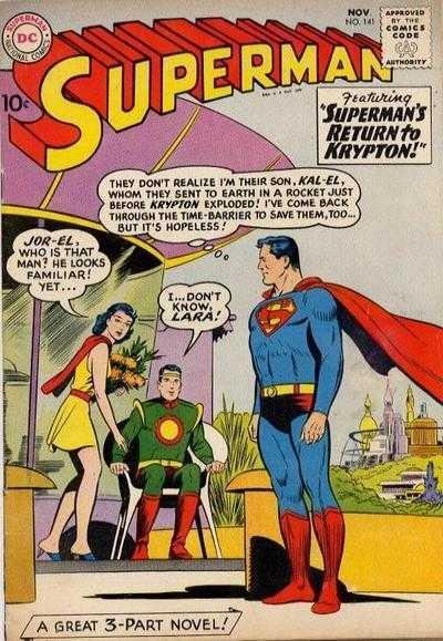 Superman #141
