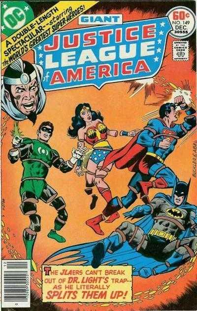 Justice League of America #149