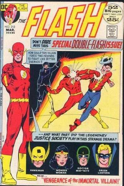 The Flash #213