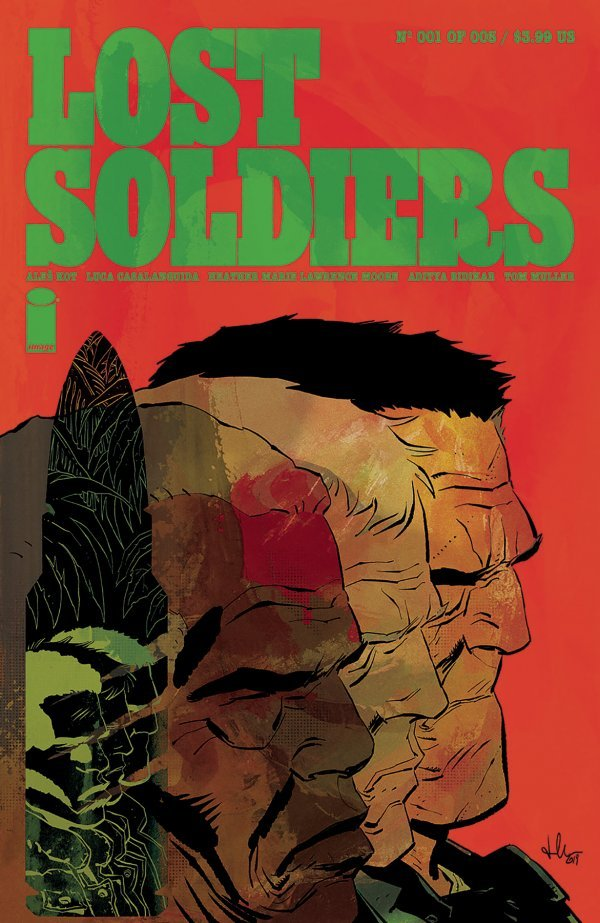 Lost Soldiers #1