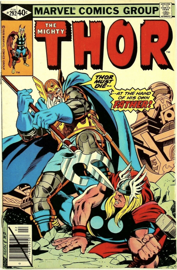 The Mighty Thor #292
