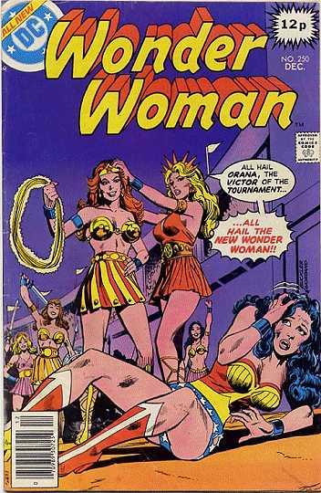 Wonder Woman #250