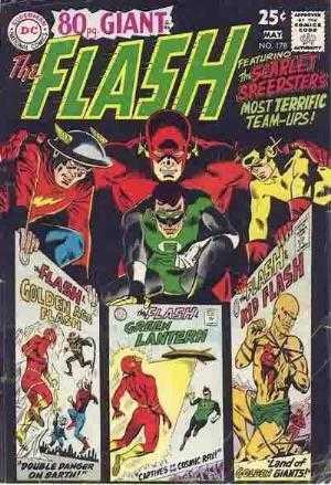 The Flash #178