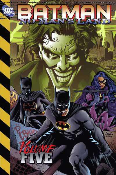 Batman: No Man's Land Vol. 5 TP