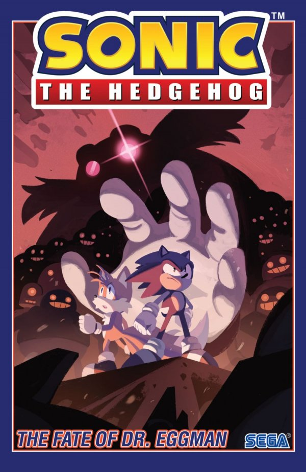 Sonic the Hedgehog Vol 2: The Fate of Dr. Eggman