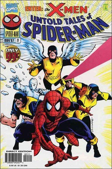 Untold Tales of Spider-Man #21