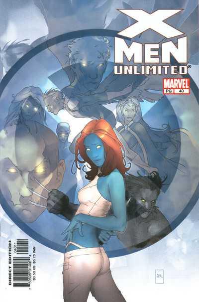 X-Men Unlimited #40