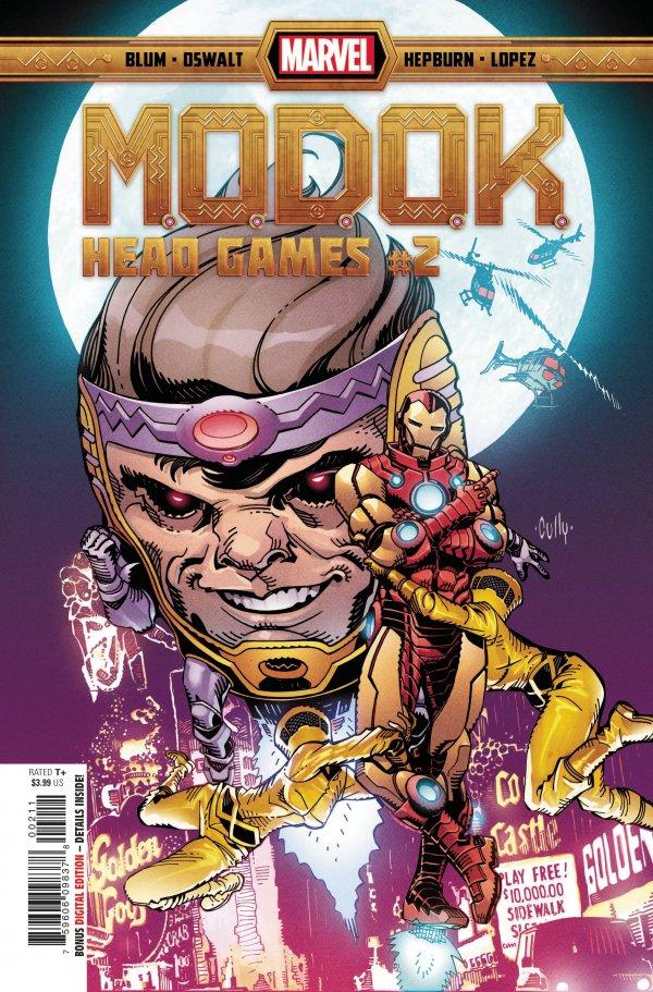 M.O.D.O.K.: Head Games #2