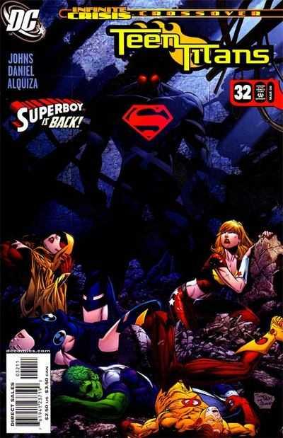 Teen Titans #32