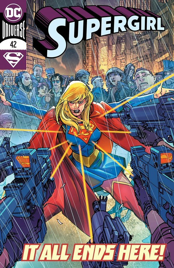 Supergirl #42 review