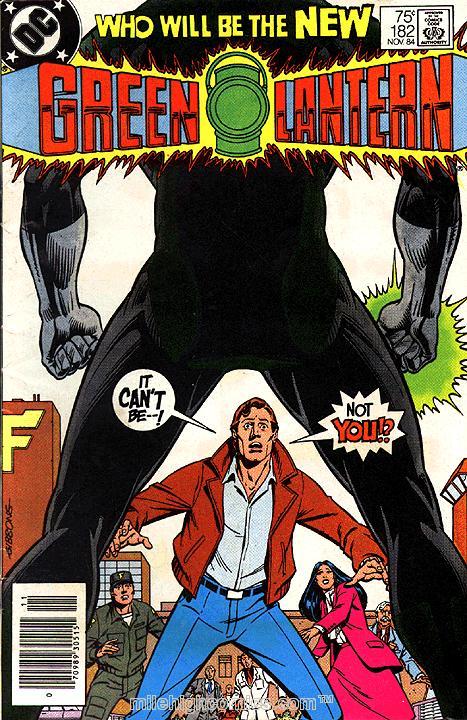 Green Lantern #182