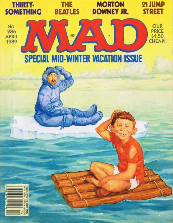 Mad Magazine #286