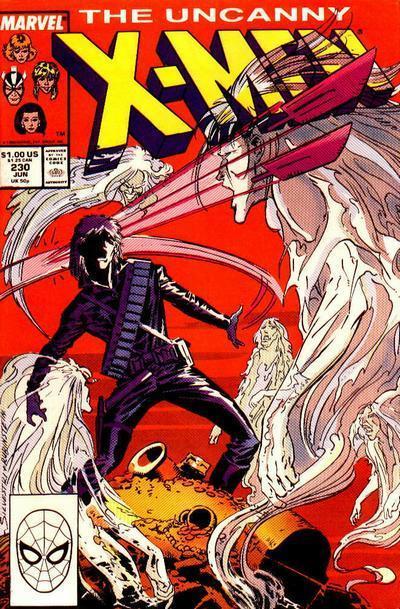 Uncanny X-Men #230