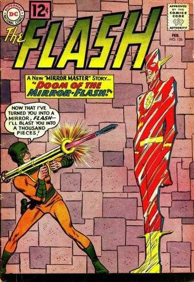 The Flash #126