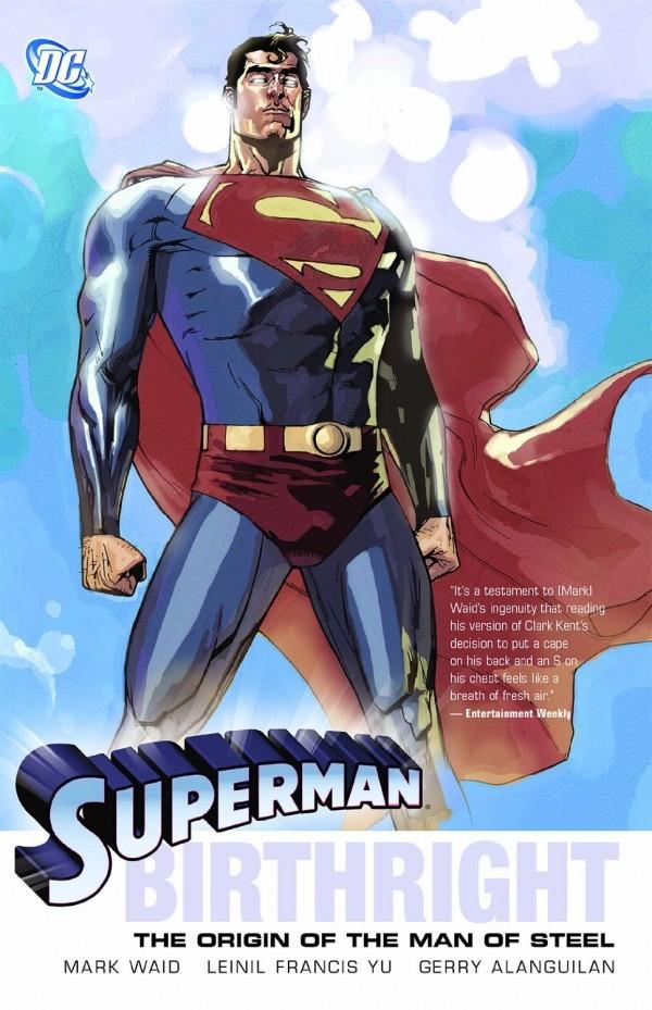Superman: Birthright HC