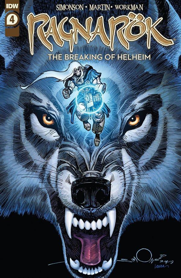 Ragnarök: The Breaking of Helheim #4
