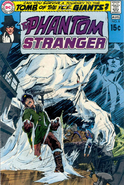 The Phantom Stranger #8